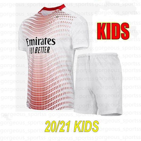 Jerseys de crianças