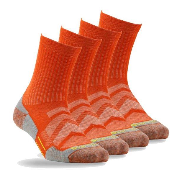 orange, actif