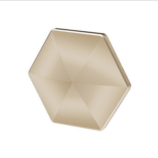 Золотой - шестигранник