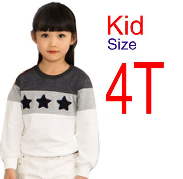 Малыш размер 4t.