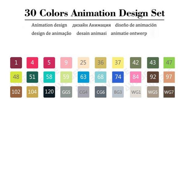 30 set di animazione