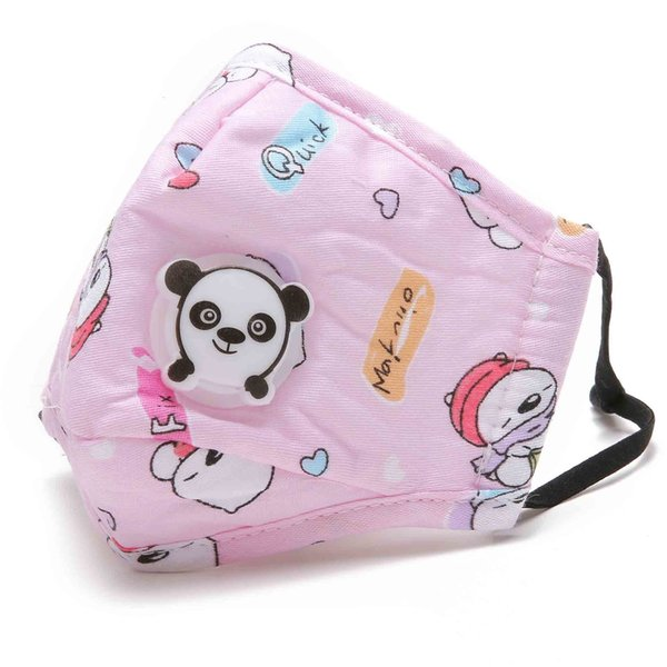 Panda Válvula-rosa