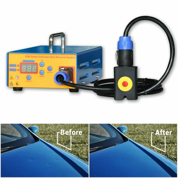 top popular NEW!! PDR Induction Heater For Car Removal Paintless Dent Sheet Repair 220V Tool 2021