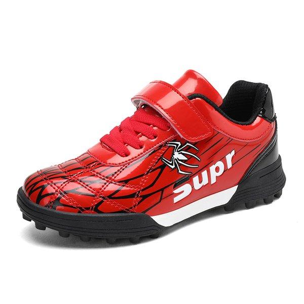Boys Football Boots Children Turf Soccer Shoes Kids Cleats Training Football Shoes Sport Sneakers Size 30-399 Chuteira Futebol