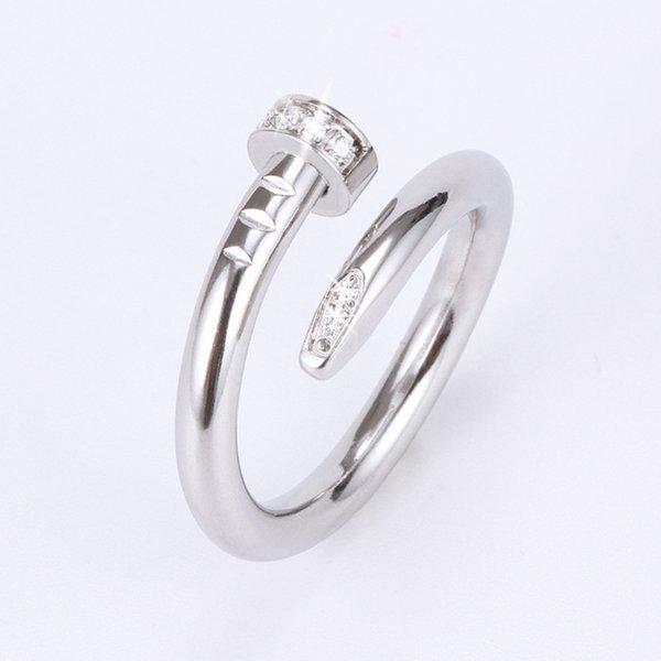 Plata con diamantes