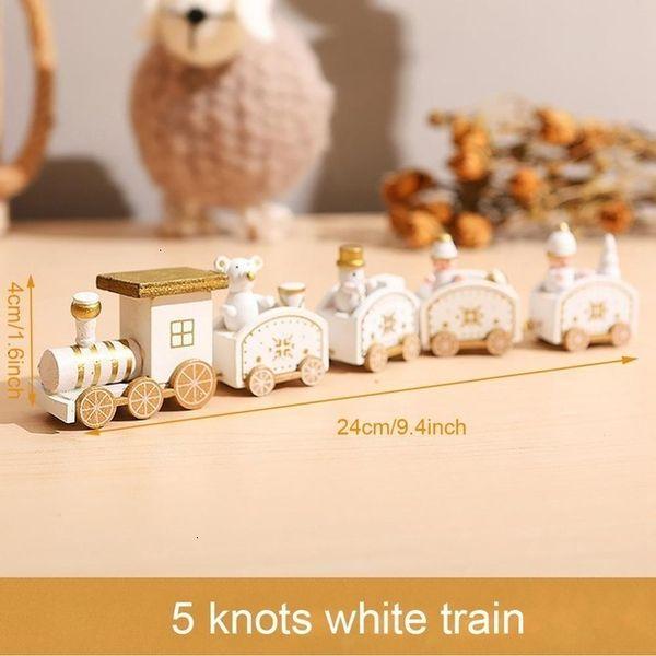 5 Knots blanc train Style 2