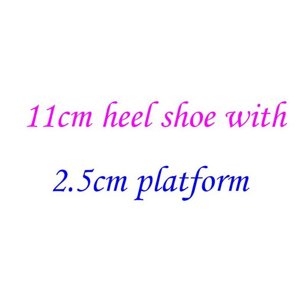 11cm heel