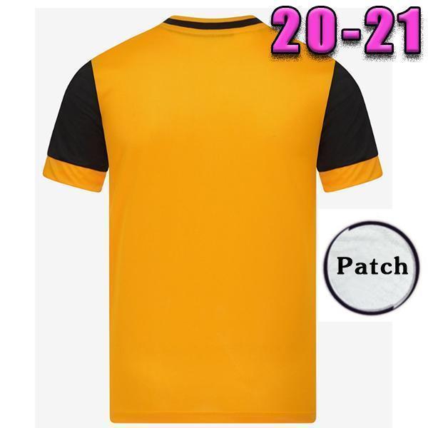 20-21 Home Männer + Patch