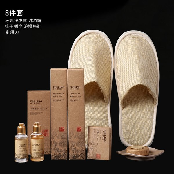 Conjunto de 8-Qingming Riverside Serie # 31085
