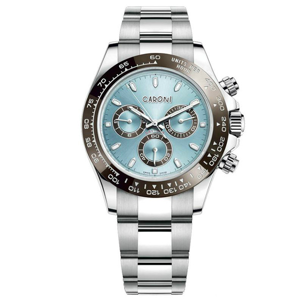 top popular U1 Top Fashion Style 2813 Mens Mechanical Automatic Full Stainless Steel Automatic Movement Men Watch Sports Watches mens Wristwatches Gift 2021
