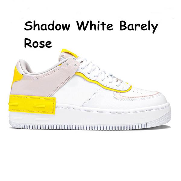 D18 36-40 тень белый едва роза