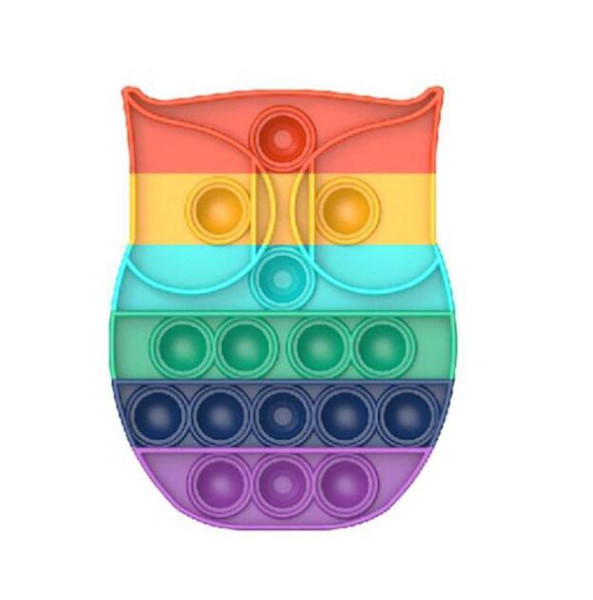 arco-íris da coruja