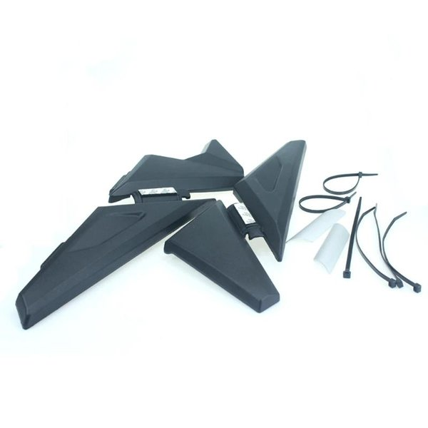 top popular Parts For R1250GS R1250 GS Adventure R 1250GS -GSA LC HP 2021 Filler Side Panel Protective Cover Protector 2021