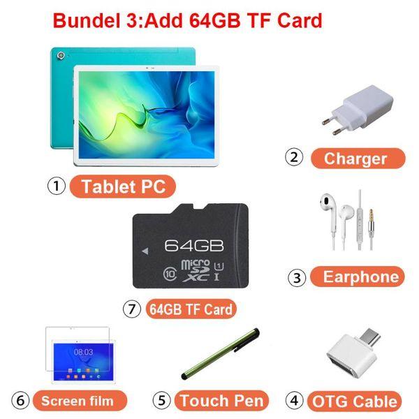 Fügen 64GB TF-Karte