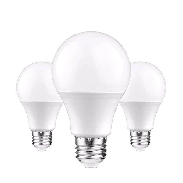 best selling LED Bulb Lamps E27 Light Bulbs 110V 220V Smart IC 3W 5W 7W 9W 12W 15W 18W 22W High Brightness Lampada Bombillas