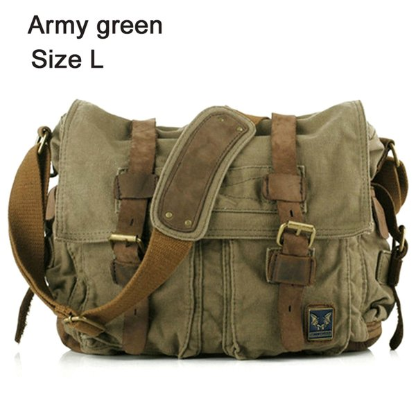 Army Green Size l