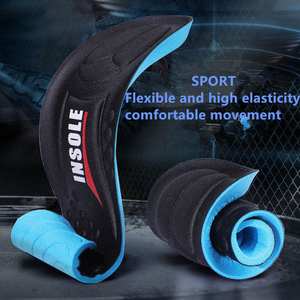 best selling Sports Insoles Men&Women Deodorant Breathable Sweat-Absorbent Thickened Soft Bottom Comfortable Massage Insole Free Shipping By DHL