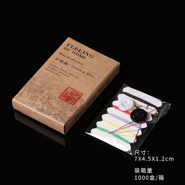 Kit de costura-Qingming Riverside Ser # 31085