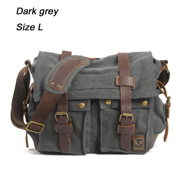 Dark Grey Size l