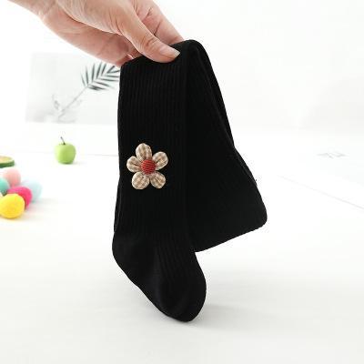 #1 baby small flower stripe leggings