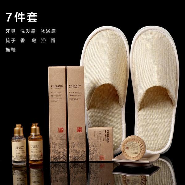 Conjunto de 7-Qingming Riverside Serie # 31085