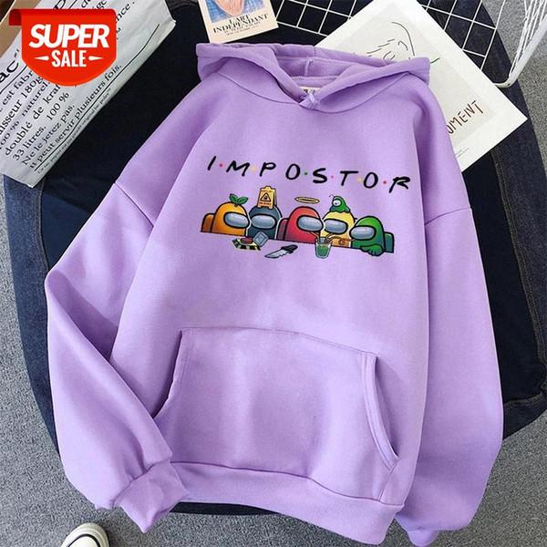 best selling cute oversize kawaii harajuku hoodie streetwear winter clothes women plus size sweatshirt Casual Pullovers long sleeve tops #7s4Y