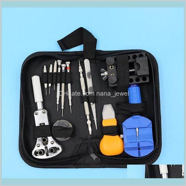 top popular Factory Direct Watch Repair Kit Is Suitable For Quartz Watch Mechanical Watches And Different Sizes Of Watches To Take High Quality Wn Lnp4Z 2021