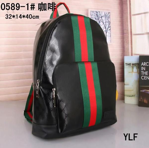 top popular Designer Backpack Lady Genuine Leather Backpacks Fashion School Bag men women Handbags Purse Presbyopic Back pack Shoulder Bag Crossbody Bag 2021