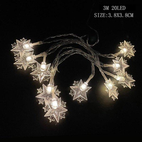 3m 30LED lights-D