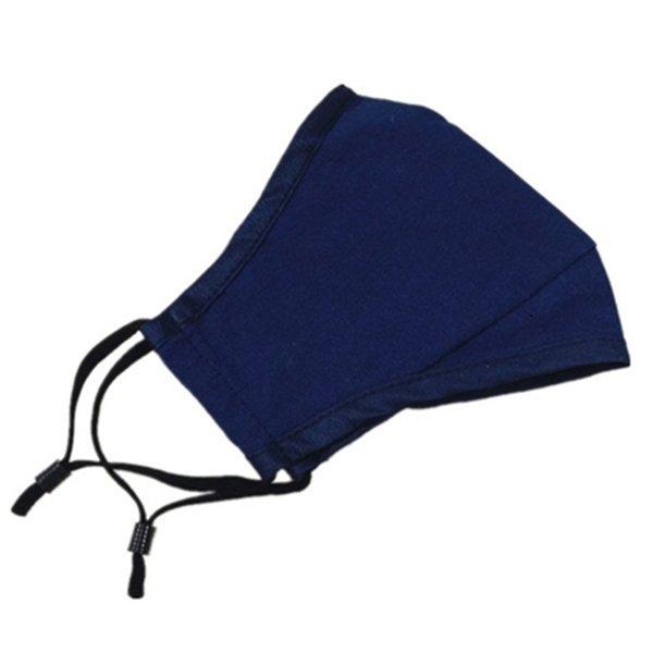 Bleu marine-1-Taille adulte