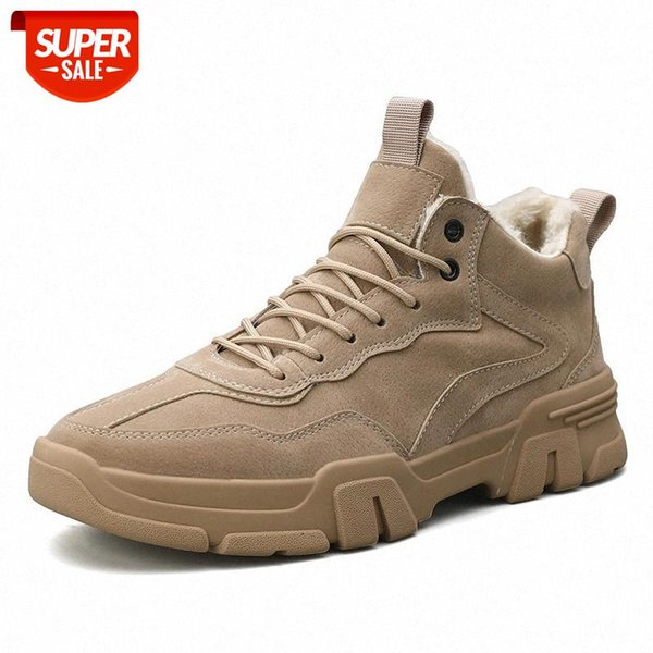 Jumpmore Leather Rubber Sole Warm Plush Cotton Shoes Fur Casual Sneakers High Top Sneakers Ins Men Shoes Size 39-44 #tQ9v Cataloge Men Shoes, Shoes For Men, Male Shoes, Fashion ShoesStyle Fashion / Trendy / New / HotOccasion All Match / Streetwear / Club / PartyFor Group Men / MaleWearing Design Fashion / Comfortable / BreathableFeatures High Quality / AntiwearingKeywords Men Shoes, Shoes For Men, Male Shoes, Fashion Shoes