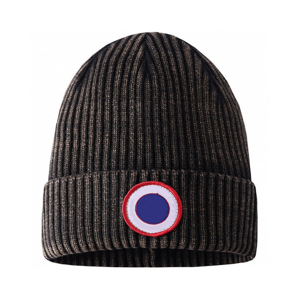 top popular Top Sale men Beanie Luxury unisex knitted hat Gorros Bonnet CANADA Knit hats classical sports skull caps women casual outdoor GOOSE beanies 2021