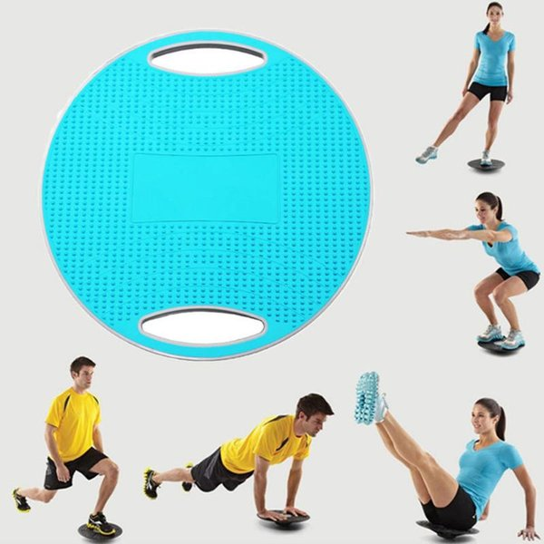 best selling Balance Board Exercise Balance Stability Trainer Portable Board with Handle for Workout Core Trainer Physical Therapy