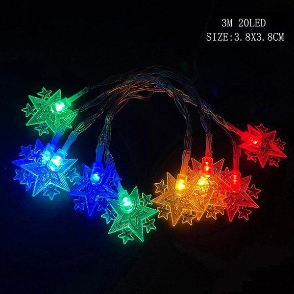 3m 30LED lights-E