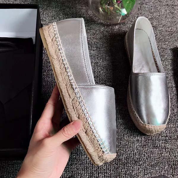 best selling Women Sandals luxury Designer Shoes Superior Quality Boutique Noble Classic vintage Brand Espadrilles Casual size 34-42