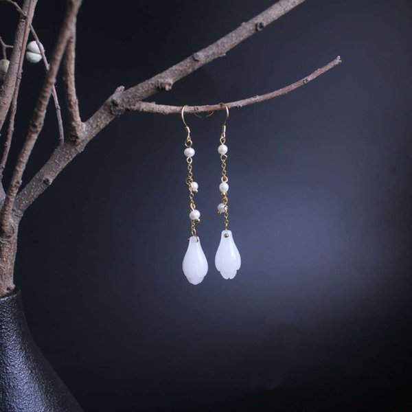 Pearl Water Pearl Xinjiang Magnolia Flow