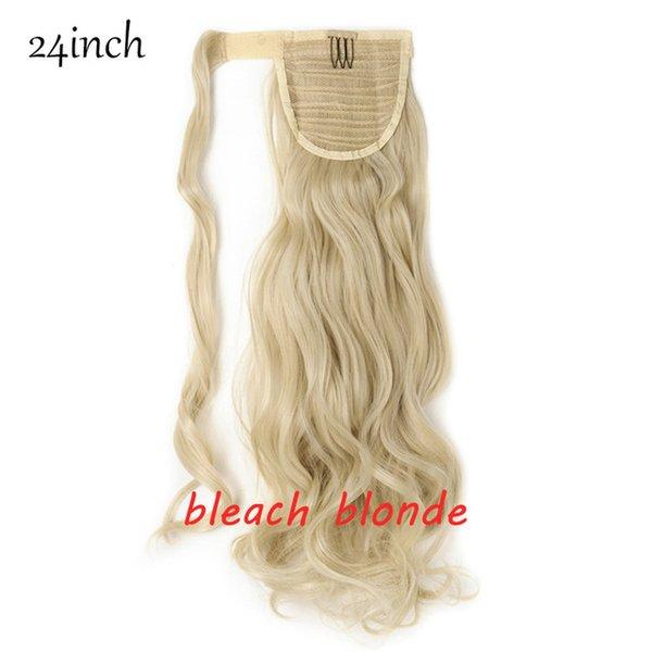 bleach blonde-W