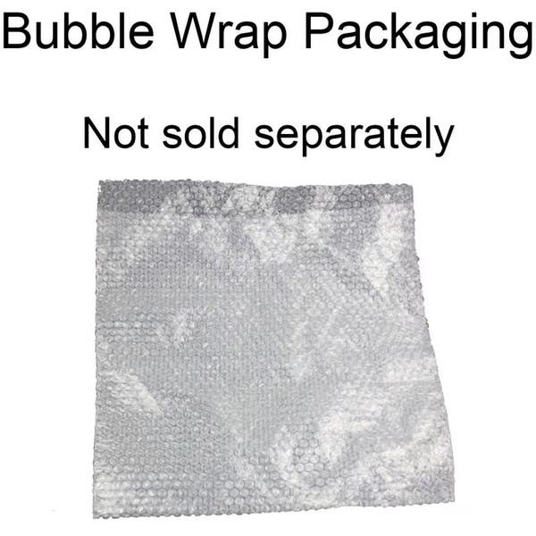 Bubble wrap packaging