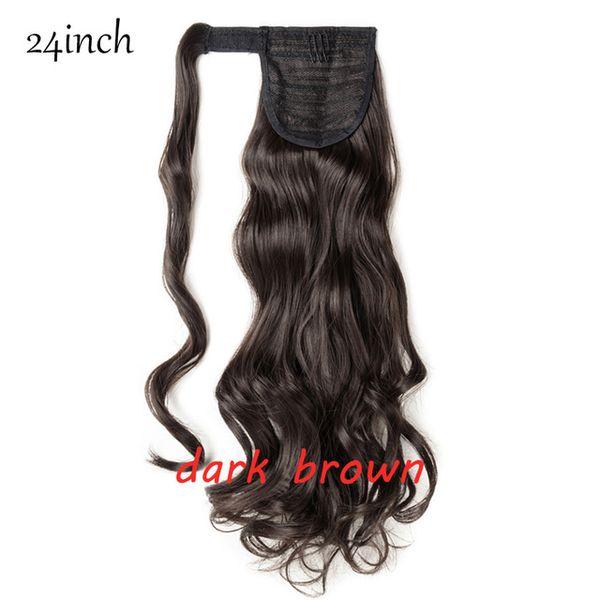dark brown-W