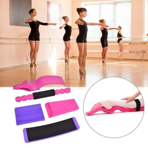 top popular Detachable Ballet Foot Stretcher for Dancer Massage Stress Stretch Arch Enhancer Dance Gymnastics Ballet Fitness Accessories 2021