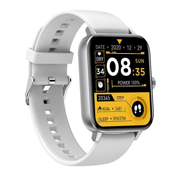 top popular M5 Smart Watch Men Women Blood Pressure Fitness Tracker Bracelet Clock Waterproof Sport Smartwatch Android apple 2021