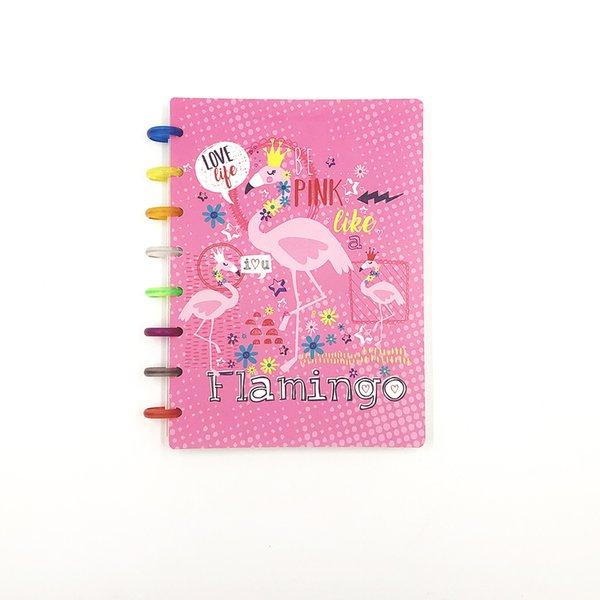 Flamingo-A5 22x16cm