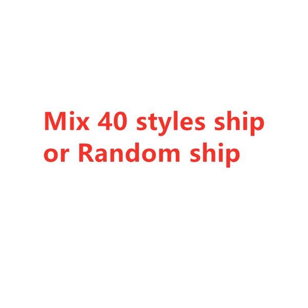 Mezclar todo barco (o nave al azar)