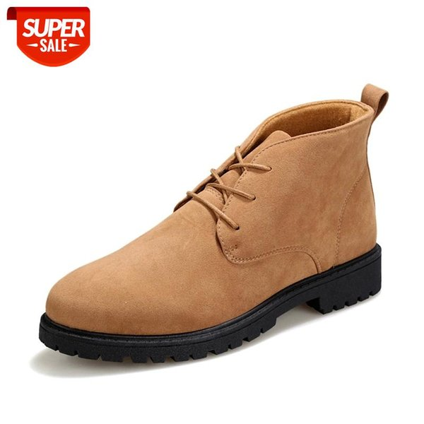 Men Ankle Boots Flock Breathable Men's Leather Boots High Top Shoes Outdoor Casual Man Winter Black Brown Blue Shoes Botas Homme #Sk3z Cataloge Men Shoes, Shoes For Men, Male Shoes, Fashion ShoesStyle Fashion / Trendy / New / HotOccasion All Match / Streetwear / Club / PartyFor Group Men / MaleWearing Design Fashion / Comfortable / BreathableFeatures High Quality / AntiwearingKeywords Men Shoes, Shoes For Men, Male Shoes, Fashion Shoes