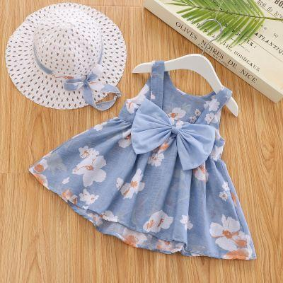 #5 flower daisy printed dress