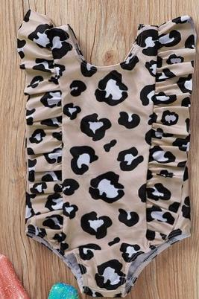#4 Printed Toddler Beachwear