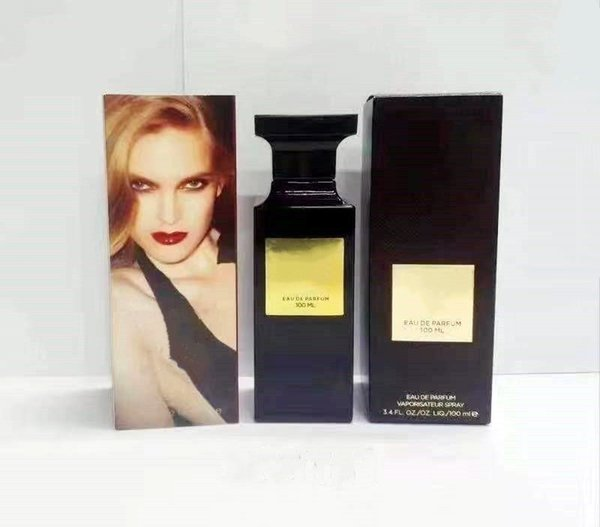 best selling In Stock TUSCAN LEATHER perfume long lasting time spray high quality 100ml Eau de Parfum free arrive
