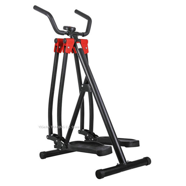 top popular 360 Degree Air Stepper Walker Exercise System Cross Trainer Stepper, Household Walking Machine Dual Action Exercise Trainer 2021