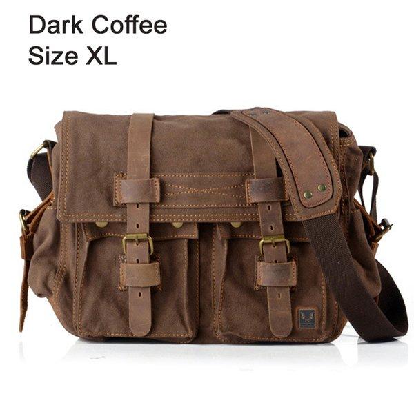 Dark Coffee Size xl