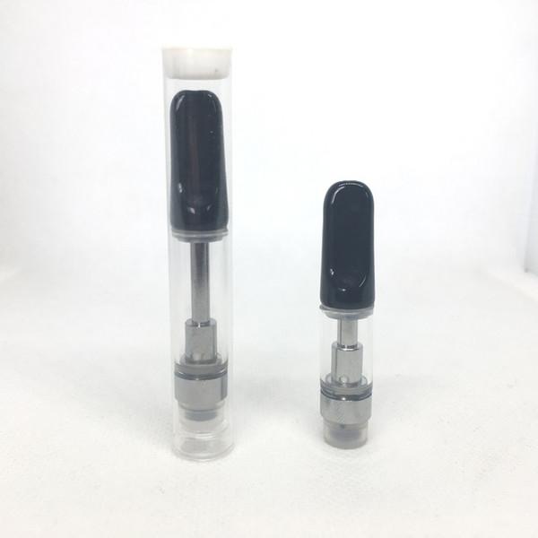 Black Tip Mix 0.5&1.0ml + Plastic Tube